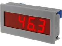 PAN.DM3DCV Panel meter LED 3,5