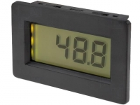 PAN.PM438BL Panel meter LCD 3,5