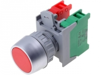 PBF22-1-O/C-R Switch push-button