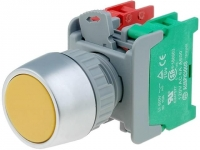 PBF22-1-O/C-Y Switch push-button