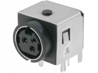 2x PC-MDJ-401-3P-E Socket DC mains