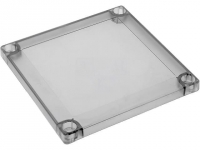 PC125/10T Cover polycarbonate