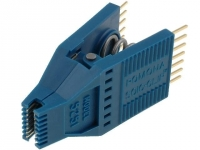 POM-5251 Test clip SOIC PIN14 blue