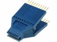 POM-5253 Test clip SOIC PIN20 blue