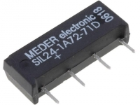 SIL24-1A72-71D Relay reed SPST-NO