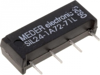 SIL24-1A72-71L Relay reed SPST-NO