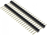 2x ZL2019-20 Pin header pin strips