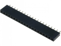 4x ZL262-20SG Socket pin strips