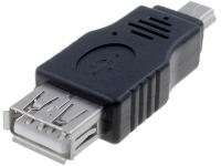 2x CA411 Adapter USB 2.0 USB A
