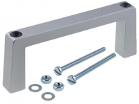 MR-3268.1112 Handle aluminium L102mm W12.2mm