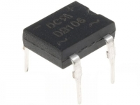 10x DB106 Bridge rectifier 600V 1A