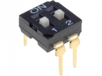 DI-02 Switch DIP-SWITCH Poles