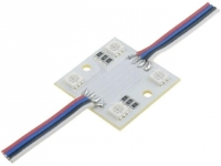 OF-LED4RGB LED module 1.44W No.of