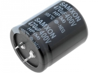 HP470/400 Capacitor electrolytic