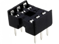 20x ICVT-6P Socket DIP PIN6 7.62mm