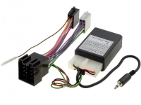 OPEL-JVC Adapter for control from