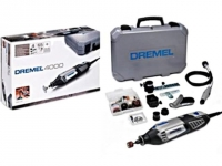 DREMEL-4000-4/65 Drill with accessories