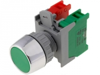 PBF22-1-O/C-G Switch push-button
