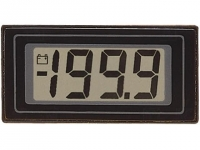 DPM125 Panel meter LCD 3,5 digit