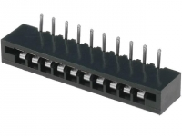 10x DS1020-10RT1D Connector FFC /