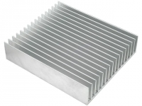 RAD-A6023/220 Heatsink extruded grilled