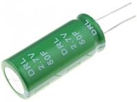 DRL50/2.7 Capacitor electrolytic