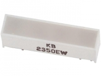 2x KB-B100SRW LED backlight red