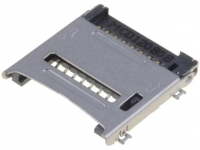 MX-47219-2001 Connector for cards