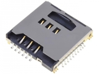 112G-TA00-R Connector for cards SD
