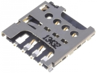 115I-AEAA Connector for cards