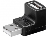 2x USB-AF/AM.90 Adapter USB 2.0