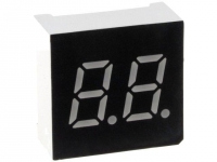 2x OPD-D3011LR-BW Display LED