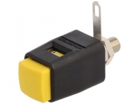 SDK504-GE Laboratory clamp yellow