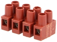 5x BM92FS4 Terminal block ways 4