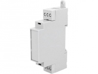 D1MG Enclosure for DIN rail mounting X18.1mm