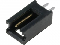 4x 280370-2 Socket wire-board male