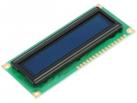 DEP16201-Y Display OLED 16x2
