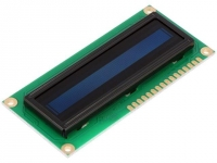 DEP16101-W Display OLED 16x1