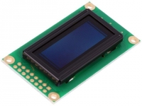 DEP08201-Y Display OLED 8x2 Window
