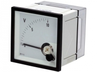 DQN72-10V Panel meter analogue