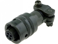 MS3116F08-04S Connector military