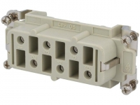 CPF06 Connector rectangular female