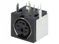 TM0508A/6 Socket DIN mini female