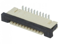 2x PCA-2-CA-10-V-3 Connector FFC /