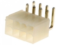 2x N42GK-08 Socket wire-board male