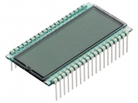 DE124-RS-20/7.5-3 Display LCD