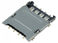115R-BCA0 Connector for cards