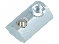 2x FA-096214 Nut for profiles