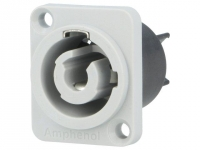 HP-3-MDG Socket circular male PIN3