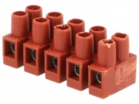 4x BM92FS5 Terminal block ways 5